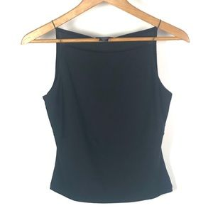 Express Women's Black Strappy Cami Tank Top 1125